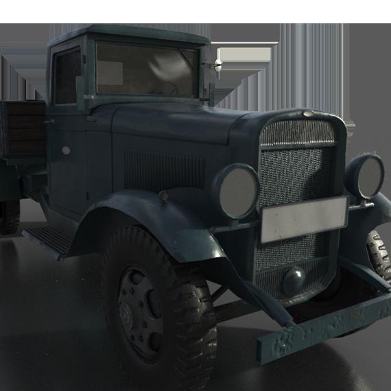 Truck ( Blitz)